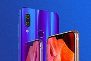 Smartphone camera kép, RAM 6 GB, màn hình tai thỏ, giá gần 9 triệu