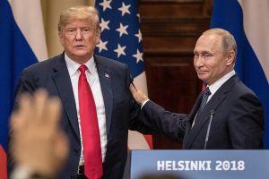 Nga tuyên bố 'sẵn sàng thảo luận về lời mời ông Putin thăm Hoa Kỳ của ông Trump'