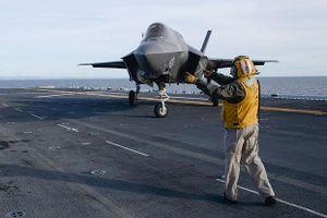 Mỹ tung F-35 sang Trung Đông, có thể đối mặt với S-400 Nga