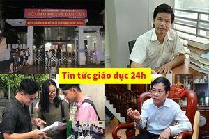 Tin tức giáo dục 24h: Sốc với hàng chục bài thi được chỉnh sửa, nâng điểm ở Sơn La
