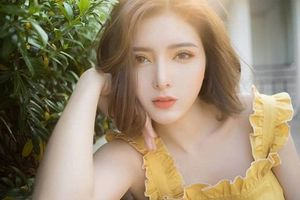 Hot girl Lilly Luta 'tái xuất' giản dị nhưng đẹp 'không tỳ vết'