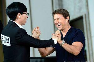 Nam tài tử Hollywood Tom Cruise bất ngờ tham gia Running Man