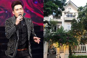 Vừa tậu biệt thự, Quang Hà gây sốc khi tiết lộ đã sở hữu 13 căn nhà