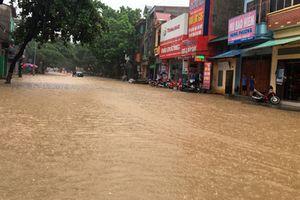 Hội Chữ thập đỏ Việt Nam cứu trợ người dân tỉnh Yên Bái bị thiệt hại do mưa lũ