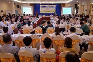 Hội thảo Bảo tồn đa dạng sinh học và phát triển bền vững khu vực Miền Trung - Tây Nguyên