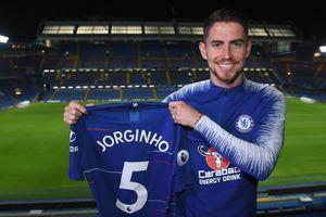 Pep Guardiola nói gì khi mất Jorginho vào tay Chelsea?