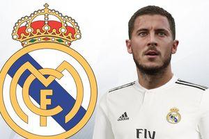 Hazard sẽ khoác áo số 7 nếu sang Real Madrid