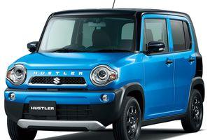 Khám phá Suzuki Hustler Tough Wild giá 300 triệu đồng