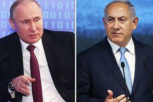Israel sẽ tiếp tục chống lại sự hiện diện quân sự của Iran tại Syria