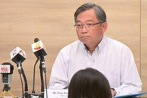 Bộ trưởng Y tế Singapore xin lỗi về vụ tin tặc đánh cắp dữ liệu y tế