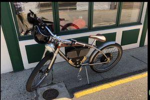 Vintage Electric Tracker S: Chiếc xe đáng mơ ước của dân thành thị