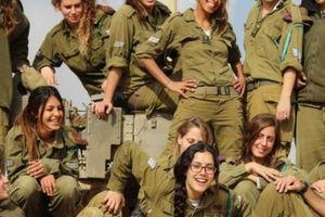 Nữ binh Israel phẫn nộ vì bị cấm cởi áo ngực kể cả lúc ngủ