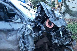 Truy tìm tài xế ô tô gây tai nạn liên hoàn 3 xe máy