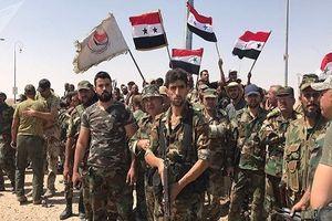 Khủng bố nã pháo, 3 tướng Syria tử trận trên chiến trường Daraa