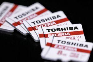 Công nghệ mới giúp Toshiba đẩy dung lượng chip nhớ tăng gấp 5 lần