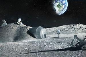 NASA tiết lộ kế hoạch cho con người 'định cư' trên Mặt trăng