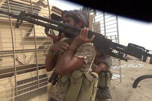 Chiến binh Houthi tung UAV, tên lửa và phục kích tiêu diệt liên quân Ả rập Xê út