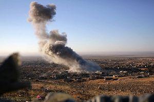 Chiến sự Syria: Liên quân Mỹ ném bom vào thường dân tại tỉnh Deir Ezzor