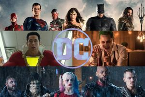 'Những thế giới của DC' là tên gọi chính thức thay cho DCEU (Vũ trụ điện ảnh mở rộng DC)