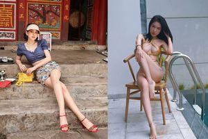 Sao Việt mặc gì hôm nay: Chi Pu 'thả thính' với đôi chân siêu thon dài, Elly Trần lại khoe bikini sexy quá sức!