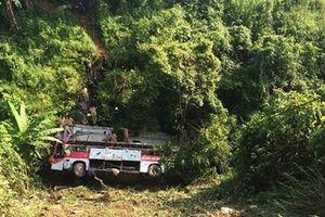 Tin tức tai nạn giao thông nóng nhất 24h: Thông tin mới nhất vụ xe khách lao vực Cao Bằng