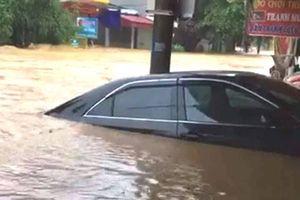 Phú Thọ: Ảnh hưởng nặng nề do mưa lũ