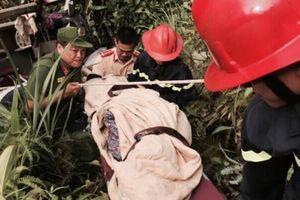 Danh tính 20 nạn nhân thương vong vụ xe khách lao vực Cao Bằng
