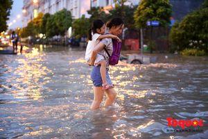 Đường về nhà khu thị Nam An Khánh chưa bao giờ...xa đến thế