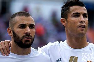 Ronaldo đi, Benzema hết nơi nương náu