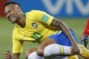 Neymar phản pháo khi bị chỉ trích thường xuyên ăn vạ trên sân