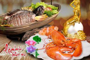 Thế giới hải sản ưu đãi 60% đón hè