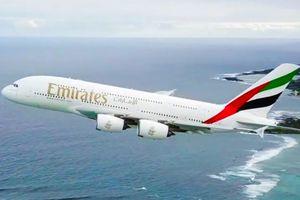Máy bay A380 suýt va chạm nguy hiểm với UAV