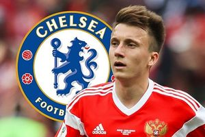 Chelsea chuẩn bị 150 triệu bảng mua Golovin, Pjanic