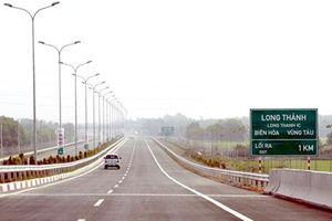 Dùng nguồn tiền thu phí chi trả mặt bằng cao tốc Bến Lức-Long Thành