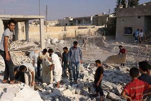 Nga hối thúc liên quân quốc tế hành động có trách nhiệm tại Syria