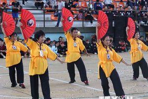 Liên hoan quốc tế võ cổ truyền Thành phố Hồ Chí Minh mở rộng