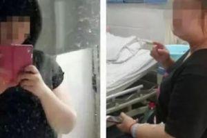 Cô gái phải nhập viện để hút mỡ bụng vì uống thuốc giảm cân quá lâu