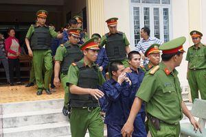 27 năm tù cho 10 bị cáo tham gia gây rối ở Bình Thuận