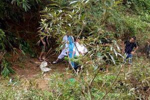 Tìm thấy thi thể cháu bé mất tích do lũ quét ở Lang Chánh