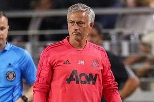 MU hòa sốc đội chiếu dưới, Jose Mourinho chẳng buồn ngạc nhiên