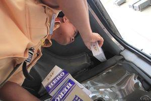 Các đối tượng buôn lậu thuốc lá ngày càng manh động
