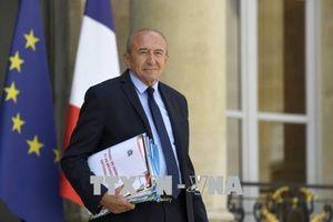 Pháp trần tình vụ trợ lý an ninh Tổng thống hành hung người biểu tình