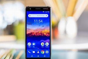 Trên tay Nokia 3.1: Thiết kế đẹp, cứng cáp, hay trong tầm giá