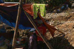 Những hình ảnh nhói lòng sau cơn lũ dữ ở bản nghèo của Yên Bái