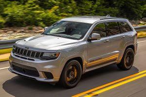 Top 10 xe SUV/Crossover 'mạnh nhất hành tinh'
