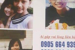 Đã tìm thấy 4 cháu bé cùng chung cư 'mất tích'