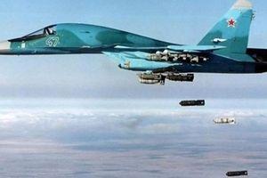 Nga dội 'mưa' bom vào cứ điểm cố thủ của IS gần biên giới Israel
