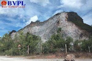 Quảng Bình: Tỉnh cấp phép mỏ đá sát nhà, dân sống trong sợ hãi