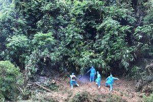 Tìm thấy thi thể bé gái 5 tuổi bị lũ quét ở Thanh Hóa