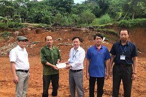 BẢN TIN TÌNH NGUYỆN: Hỗ trợ 60 triệu cho nhà bị sập do bão